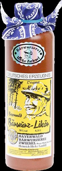 Hieke's Bärwurz-Likör 30%